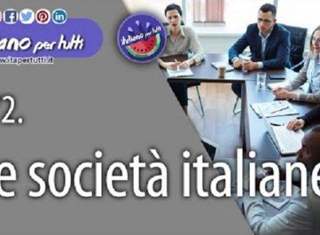 272. Le società italiane
