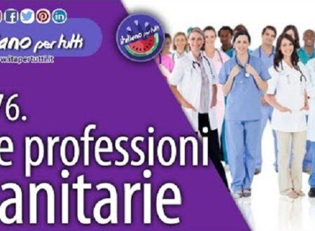 276. Le professioni sanitarie